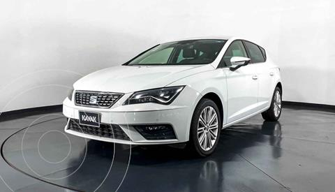 SEAT Leon Style 1.4T 150HP DSG usado (2017) color Blanco precio $272,999