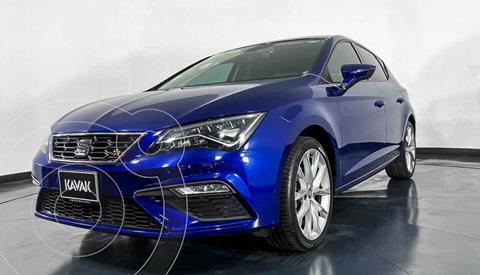 SEAT Leon FR 1.4T 150 HP DSG usado (2018) color Azul precio $342,999