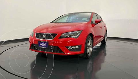 SEAT Leon Version usado (2016) color Rojo precio $269,999