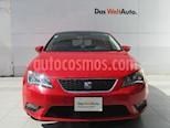 Foto venta Auto usado SEAT Leon Style 1.4T 150HP (2016) color Rojo Emocion precio $229,000