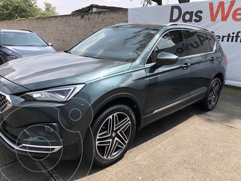 SEAT Tarraco Xcellence 1.4 TSI DSG usado (2019) color Gris Urano financiado en mensualidades(enganche $200,000 mensualidades desde $7,900)