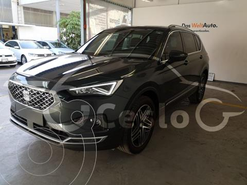 SEAT Tarraco XCELLENCE 150HP TSI 1.4 AA BA AT usado (2019) color Verde precio $525,000