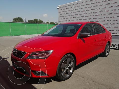 SEAT Toledo FR Line usado (2018) color Rojo precio $249,000