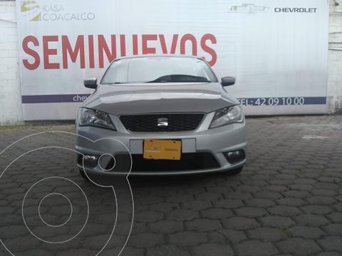 SEAT Toledo Style usado (2017) color Plata Dorado precio $275,000