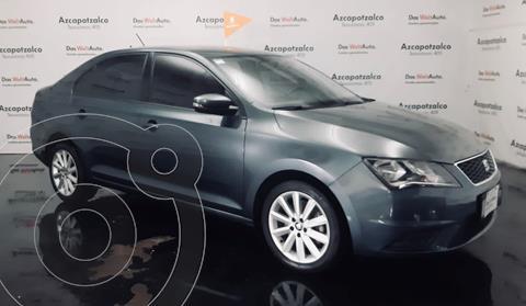 SEAT Toledo Reference usado (2018) color Gris Platino financiado en mensualidades(enganche $42,000 mensualidades desde $5,041)