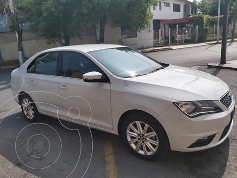 SEAT Toledo Style DSG 1.4L usado (2019) color Blanco precio $230,000
