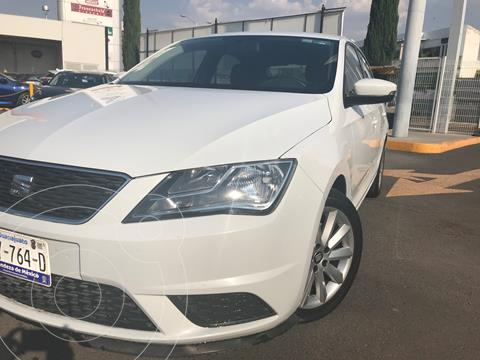 SEAT Toledo Reference usado (2018) color Blanco precio $195,000