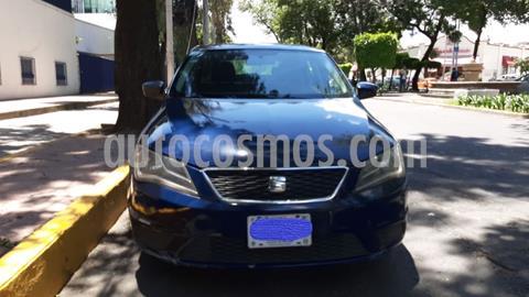 SEAT Toledo Reference Tiptronic R15 usado (2016) color Azul Oscuro precio $110,000