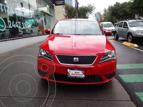 SEAT Toledo Style usado (2016) color Rojo precio $199,000
