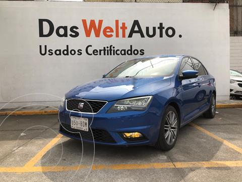 SEAT Toledo Advance DSG usado (2017) color Azul Oscuro precio $225,000
