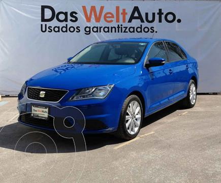 SEAT Toledo Reference usado (2019) color Azul precio $224,000