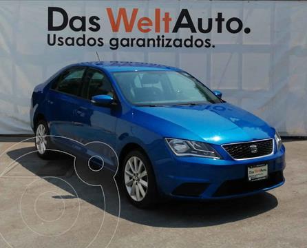 SEAT Toledo Reference usado (2018) color Azul precio $204,900