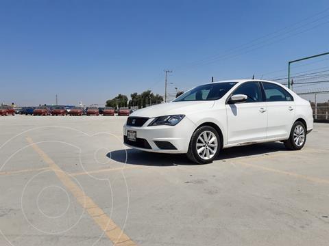 SEAT Toledo Reference usado (2016) color Blanco precio $155,900
