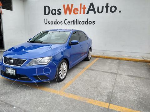 SEAT Toledo REFERENCE 1.6L 110HP TM usado (2019) color Azul precio $230,000
