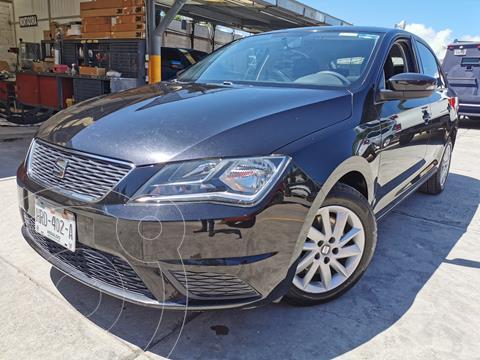 SEAT Toledo Reference Tiptronic usado (2017) color Negro Magico precio $224,000
