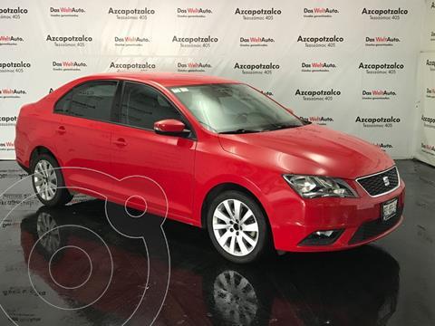 SEAT Toledo Style DSG usado (2016) color Rojo Autentico precio $184,990