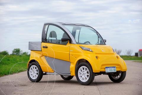 Sero Electric Cargo Alto Con puertas nuevo color Amarillo precio $1.724.557