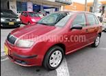 Foto venta Carro usado Skoda Fabia 1.2L Elegance (2007) color Rojo precio $12.500.000