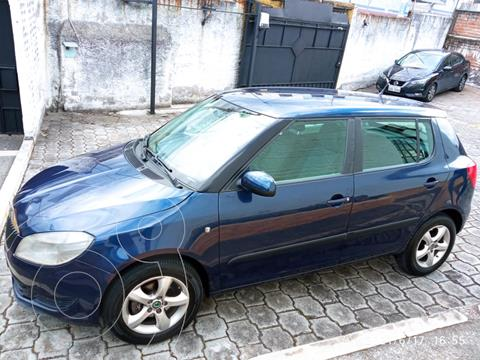 Skoda Fabia 1.6 MPI usado (2011) color Azul precio u$s9.500
