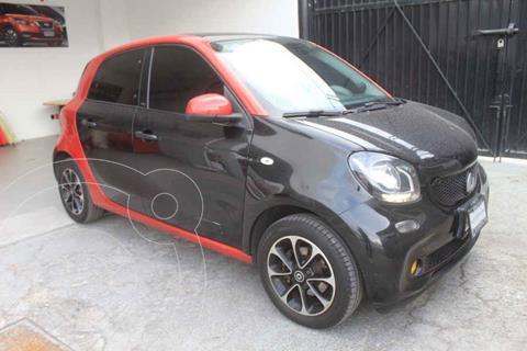 smart Forfour Passion Turbo Aut. usado (2017) color Negro precio $249,000