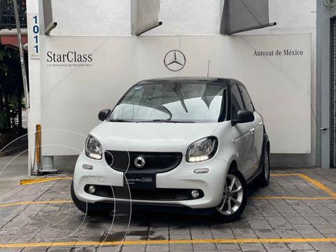 smart Forfour Passion Turbo Aut. usado (2018) color Blanco precio $267,000