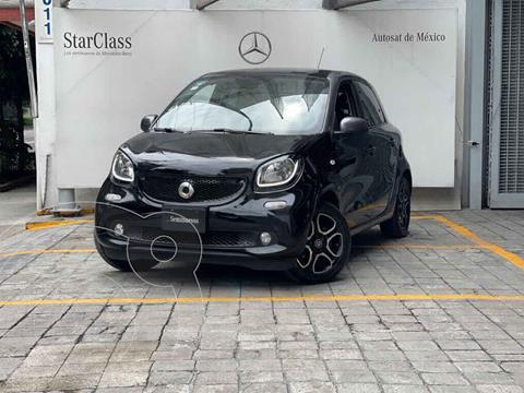 smart Forfour Prime turbo Aut. usado (2018) color Negro precio $280,000
