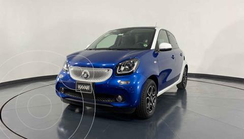 smart Forfour Prime turbo Aut. usado (2017) color Azul precio $279,999