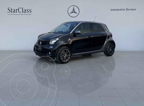 smart Forfour Passion Turbo Aut. usado (2018) color Negro precio $259,900