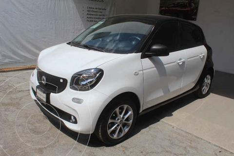 smart Forfour Passion Turbo Aut. usado (2018) color Blanco precio $269,000