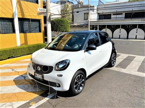 smart Forfour Passion Turbo Aut. usado (2017) color Blanco precio $209,900