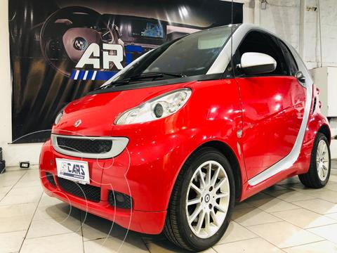 smart Fortwo Cabrio Passion usado (2011) color Rojo financiado en cuotas(anticipo u$s5.600)