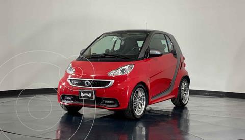 smart Fortwo Brabus Aut. usado (2014) color Rojo precio $230,999