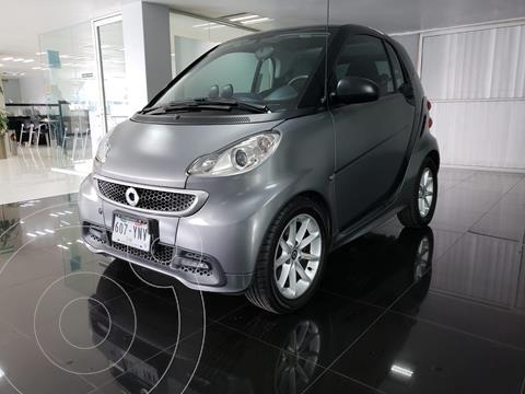 smart Fortwo Coupe Passion usado (2013) color Gris precio $140,000