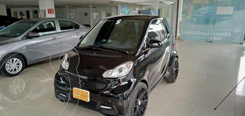 smart Fortwo Coupe Passion usado (2012) color Negro precio $139,900