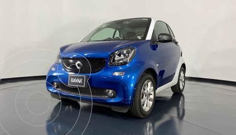 smart Fortwo Coupe usado (2016) color Azul precio $194,999