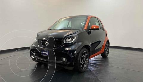 smart Fortwo Prime Turbo Aut. usado (2017) color Negro precio $252,999