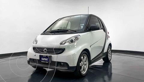 smart Fortwo Version usado (2013) color Blanco precio $129,999