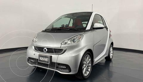 smart Fortwo Coupe Passion usado (2013) color Plata precio $139,999