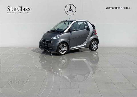 smart Fortwo Cabriolet Passion usado (2013) color Gris precio $169,900