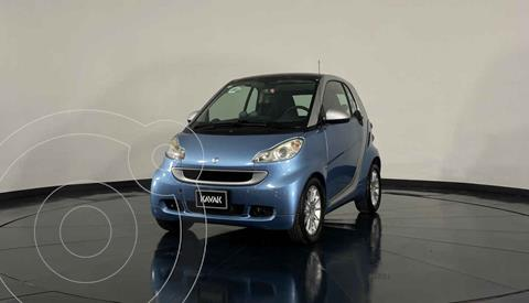 smart Fortwo Coupe Passion usado (2011) color Azul precio $139,999