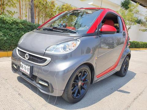 smart Fortwo 2P CABRIO PASSION 1.0T AUT usado (2014) color Antracita precio $165,000