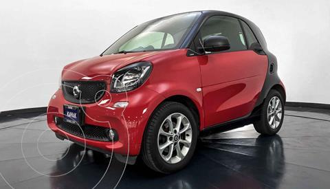 smart Fortwo Passion Turbo Aut. usado (2018) color Rojo precio $269,999