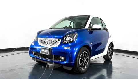 smart Fortwo Coupe Passion usado (2016) color Azul precio $217,999