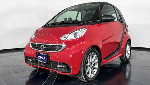 smart Fortwo Coupe Passion usado (2013) color Rojo precio $139,999