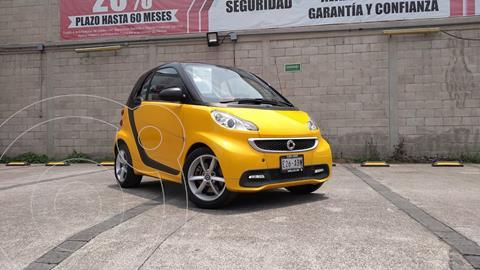 smart Fortwo Coupe Passion usado (2015) color Amarillo precio $168,000