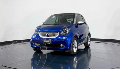 smart Fortwo Passion Turbo Aut. usado (2018) color Azul precio $303,999