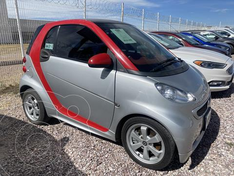 smart Fortwo 1.0 COUPE PASSION usado (2011) color Plata precio $120,000