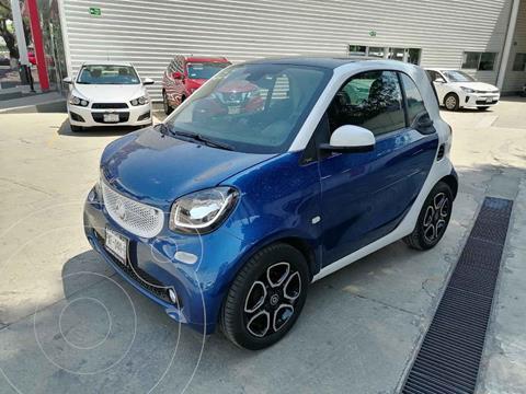 smart Fortwo Prime Turbo Aut. usado (2017) color Azul precio $269,000