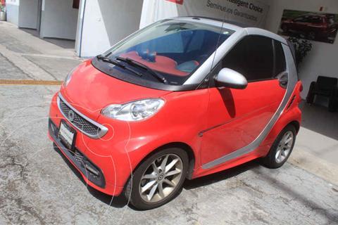 smart Fortwo Cabriolet Passion usado (2013) color Rojo precio $179,000