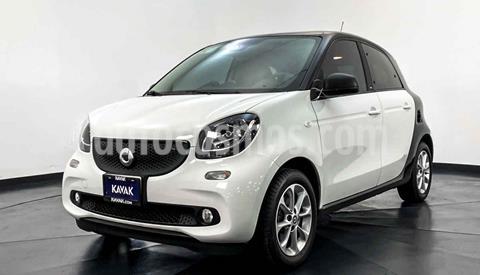 smart Fortwo Passion Turbo Aut. usado (2018) color Blanco precio $269,999